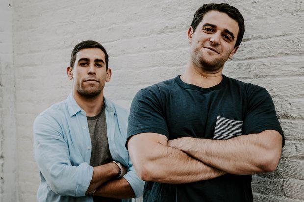 Morning Brew Co-founders: Alex Lieberman & Austin Rief